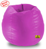 DOLPHIN XXXL BEAN BAG-PINK-COVER (Without Beans)