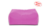 Dolphin Gamer Bean Bag with Footrest Pink-Covers (Without Beans)
