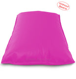 Dolphin Jumbo Sack Bean Bags-PINK-Cover (without Beans)