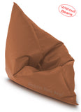 Dolphin Jumbo Sack Bean Bags-FAWN-Cover (without Beans)