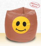 DOLPHIN XXXL Bean Bag Fawn-Smiley-COVERS(without Beans)