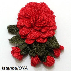 Brooches - Flower Pin
