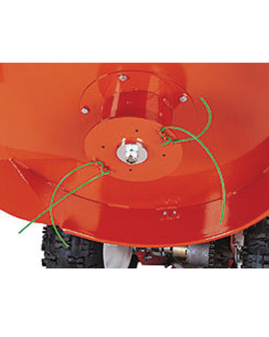 DR Bladeless Mower Attachment - DR Machines