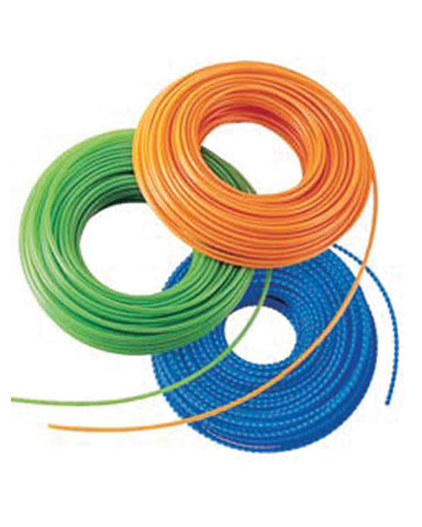 DR 3.5mm x 120ft Roll - Orange Nylon Trimmer Line - DR Machines