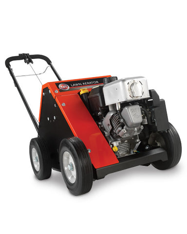 DR Lawn Aerator Electric Start - DR Machines - 1