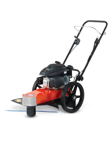 DR TR4 Premier Electric Start Trimmer Mower - DR Machines
