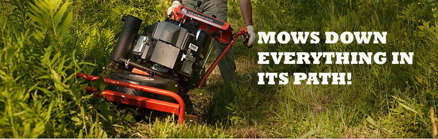 DR Field and Brush Mowers