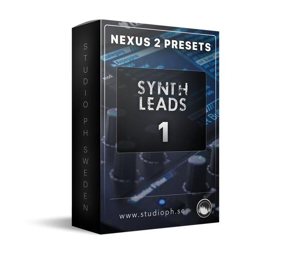 Nexus 2 Presets – Hard Leads [Vol.1]
