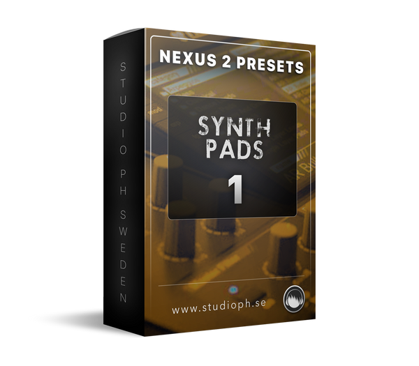 Nexus 2 Presets Epic Pads [Vol.1]