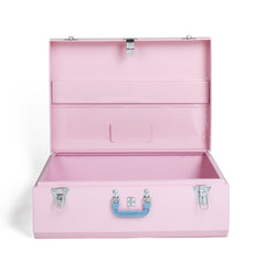 SET DES 2 VALISES - LIGHT PINK
