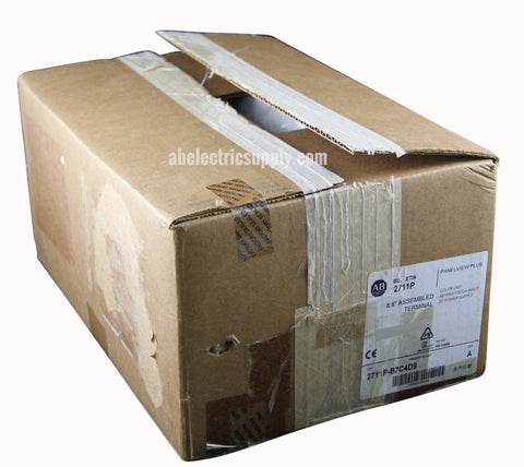 10009218826 New Surplus Allen Bradley Panelview Plus 700 2711P-B7C4D9