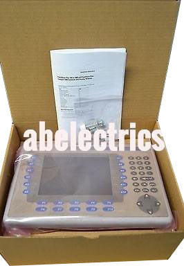 10477759252 New Surplus Allen Bradley Display Modules 2711P-RDB7C Ser D QTY