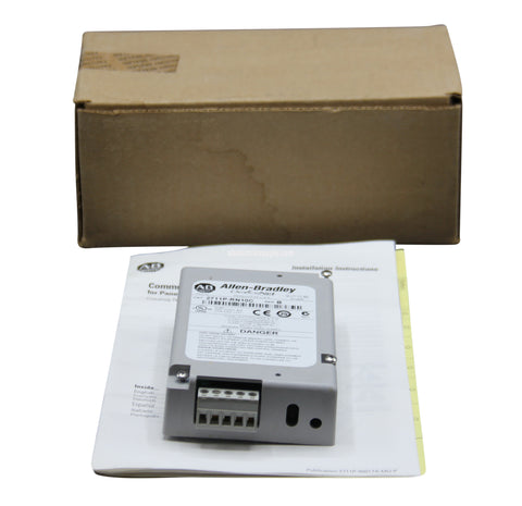 New Surplus Allen Bradley 2711P-RN10C Ser B DeviceNet Communication Module