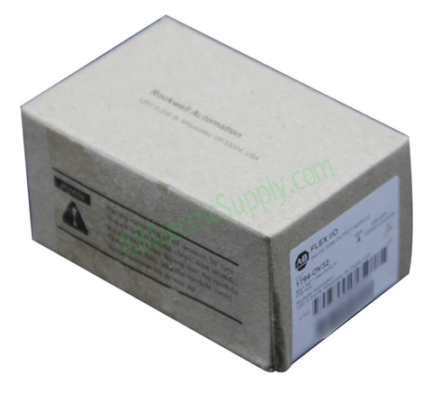 New Surplus SEALED Allen Bradley 1794-OV32 Ser A 24v DC Sink Output Module