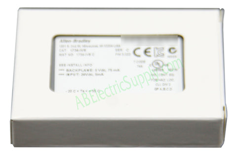 Surplus Never Used Allen Bradley 1734-IV8 Ser C FW 3.022 Digital Input Module QTY