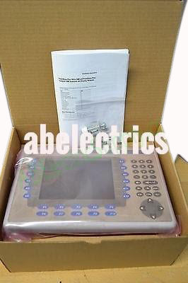 Allen Bradley 2711P-RDB7C Ser D Panelview Plus 700 DISPLAY MODULE ONLY *READ*