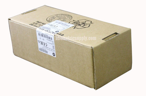 New surplus Sealed Allen Bradley MicroLogix 20 Point Controller 1761-L20AWA-5A Ser A FW