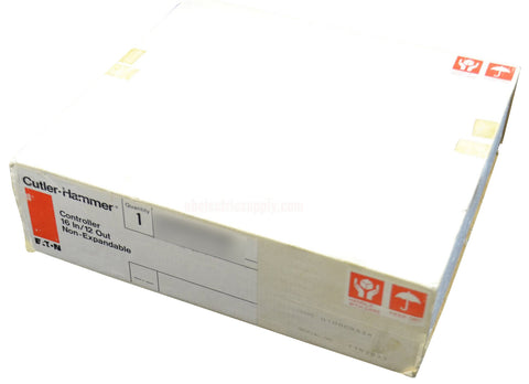 NEW Surplus Cutler-Hammer Controller 16 In/12 Out (Non-expandable)  D100CRA28
