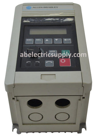 Allen Bradley 1305-AA03A-HA1 Ser A ADJUSTABLE FREQUENCY AC DRIVE