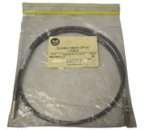 New Allen Bradley 99-501-1 Ser B GLASS FIBER OPTIC CABLE In Original Packaging