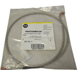 New Allen Bradley Photoswitch 99-54-1 Ser B FIBER OPTIC CABLE 3FT SS/GLASS R/A P