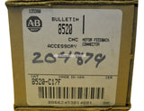 New Sealed Allen Bradley 8520-C17F Motor Feedback Connector Kit