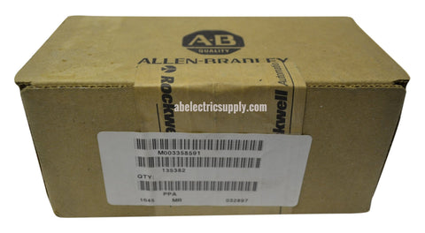 New Sealed Allen Bradley 8520-BC7F Motor Input Connector Kit