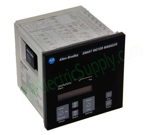 NEW Surplus Allen Bradley 825-M (825-MGB) Ser A Smart Motor Manager QTY