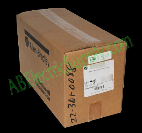 New Surplus Sealed Allen Bradley A MPM-B134E-SJ72AA Ser A