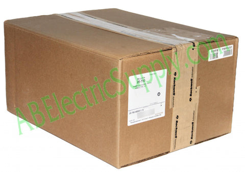 New Surplus Sealed Allen Bradley Powerflex 750-Series 20-750-NEMA1-F6 Ser A QTY