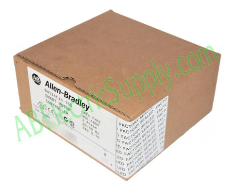 New Surplus Sealed Allen Bradley SMC-3 150-C9NBR Ser B QTY