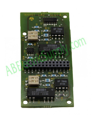 ALLEN BRADLEY PC BOARD 184661 QTY