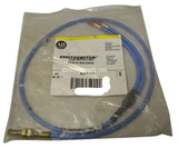 New Allen Bradley 99-33-1 Ser B FIBER OPTIC REFLECTIVE SCANNER CABLE in Original