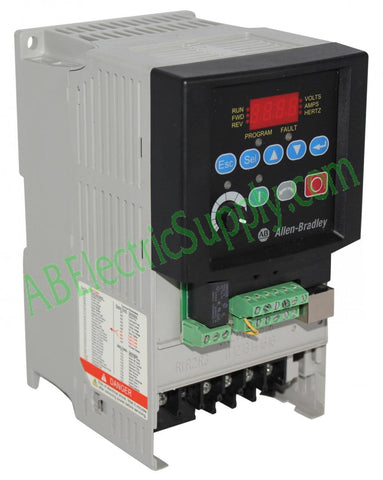 Allen Bradley - Drives PowerFlex 4 22A-B017N104 Ser A