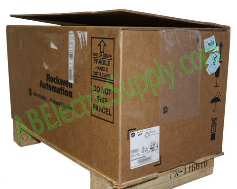 New Surplus Open Allen Bradley PowerFlex 755 20G1AND156AA0NNNNN Ser A