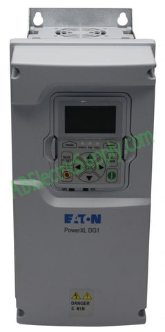 New Surplus Open Eaton Cutler-Hammer PowerXL DG1 DG1-342D2FB-C21C