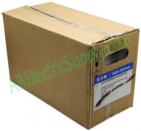 New Surplus Open Eaton AC Drive SPX005A1-4A1B1A4CB