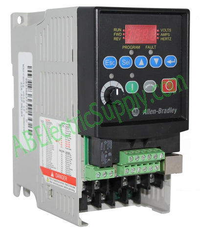 Allen Bradley - Drives PowerFlex 4 22A-A2P3N104 Ser A QTY