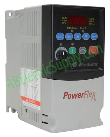 Allen Bradley - Drives PowerFlex 4 22A-B4P5N104 Ser A QTY