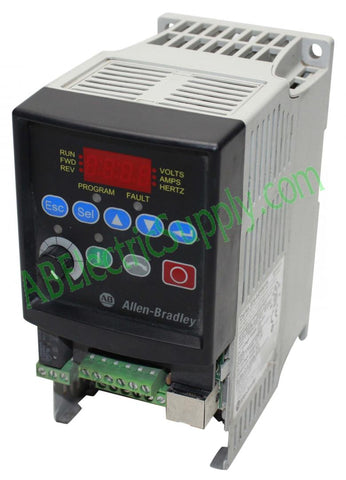 Allen Bradley - Drives PowerFlex 4 22A-A4P5N104 Ser A QTY