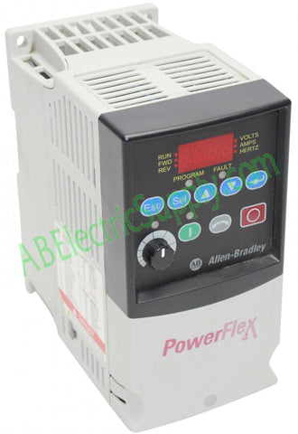 Allen Bradley - Drives PowerFlex 4 22A-D1P4N104 Ser A