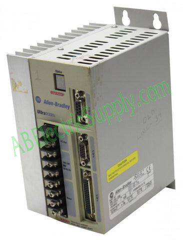 Allen Bradley - Drives Ultra3000-5000 2098-DSD-020X Ser A