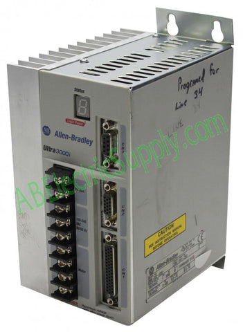 Allen Bradley - Drives Ultra3000-5000 2098-DSD-020X Ser C