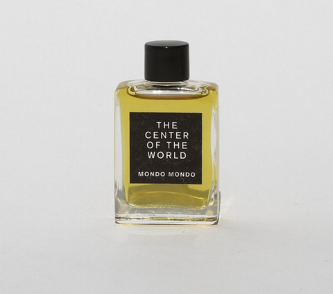 Mondo Mondo, The Centre of the World Oil Fragrance