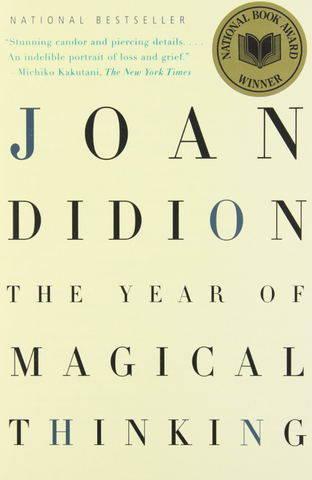Joan Didion Year of Magical Thinking