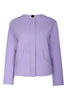 Summer Bomber Jacket - Lilac