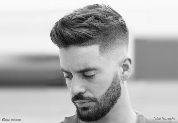 2020 Men S Hairstyles The Complete Forecast Merchant Rhoades