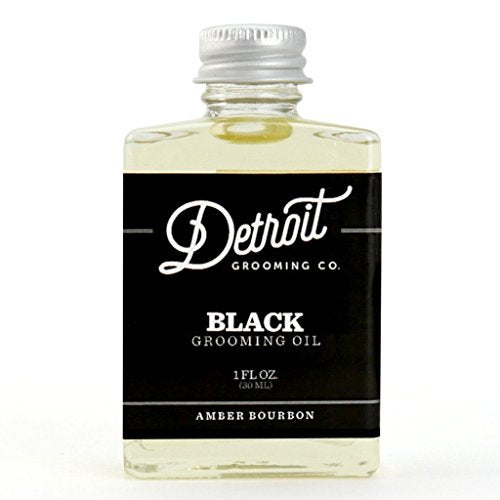 Detroit Grooming Co. – Black Beard Oil