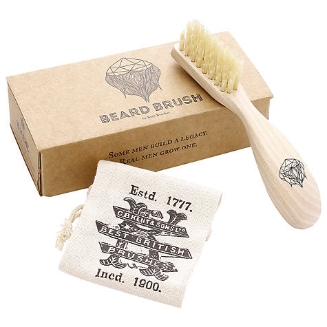Kent – Handmade Beard Brush BRD2