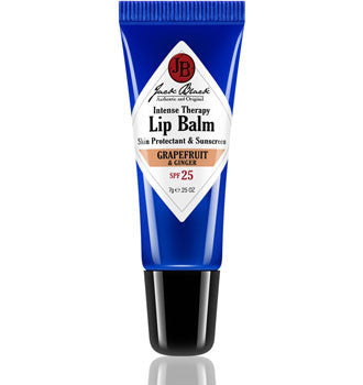 Jack Black – Intense Therapy Lip Balm SPF 25 with Grapefruit & Ginger